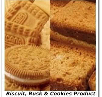 Biscuit, Rusk & Cookies