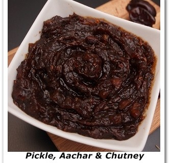 Achar, Chutney & Pickle